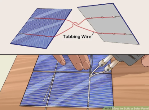 tapping wire